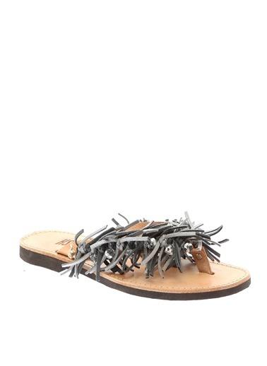 Fresh Company Sandalet Gümüş